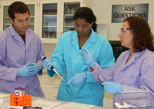HudsonAlpha BioTrain internship program celebrates tenth anniversary