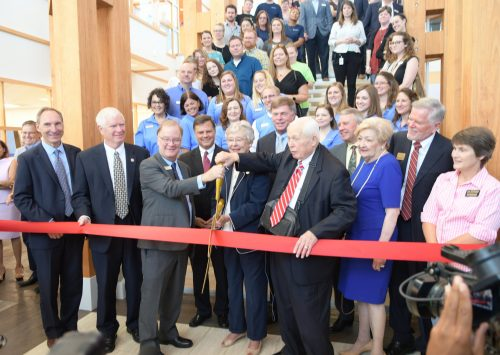 HudsonAlpha holds grand opening for Paul Propst Center