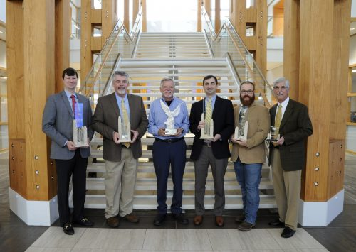 Paul Propst Center at HudsonAlpha recognized for excellence in construction