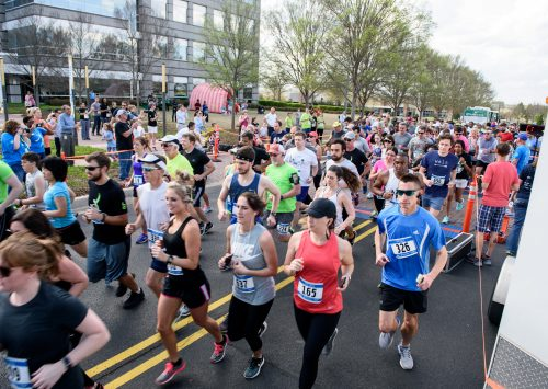 HudsonAlpha to host 5K for childhood genetic disorders research
