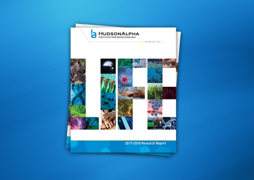 HudsonAlpha Releases 2017-2018 Research Report