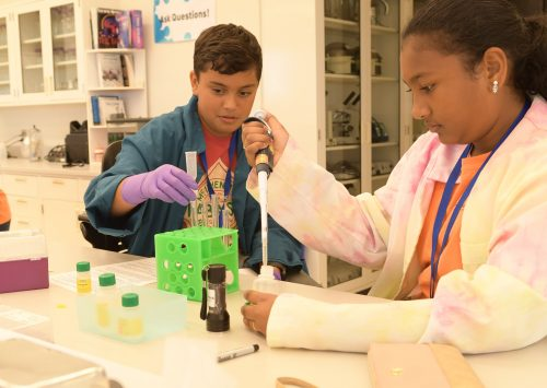 HudsonAlpha leads Alabama STEM success effort