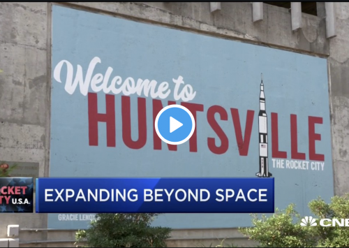 CNBC highlights HudsonAlpha, Huntsville economic growth