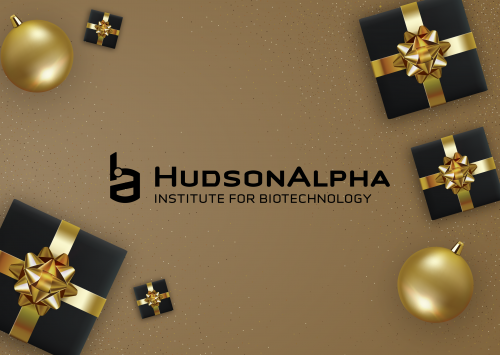 HudsonAlpha holiday gifts for the science fans in your life