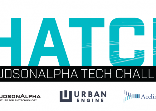 HudsonAlpha, Acclinate Genetics and Urban Engine to host hackathon in March