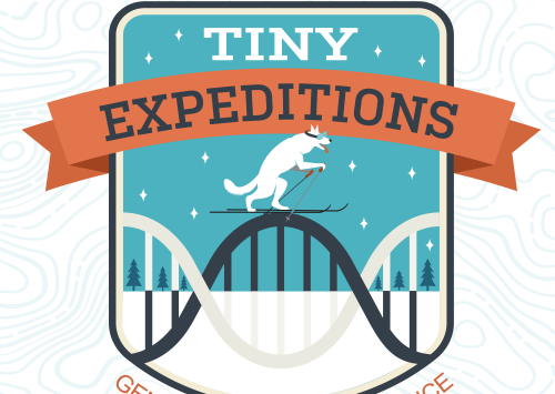 Tiny Expeditions – A Podcast about Genetics, DNA and Inheritance