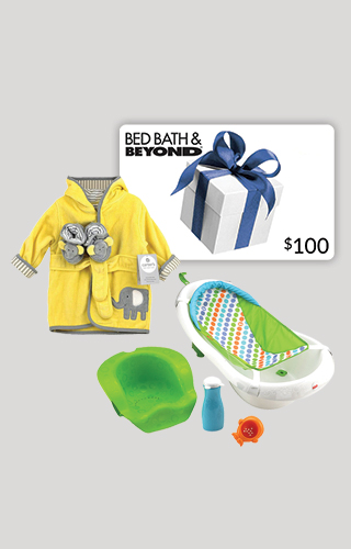 Baby Bath Time Sweepstakes