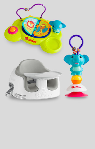 Sorteo de Sit and Play de Bumbo