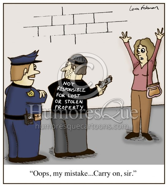 liability and stolen property law cartoon
