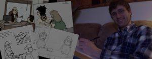 custom cartoons and illustrations