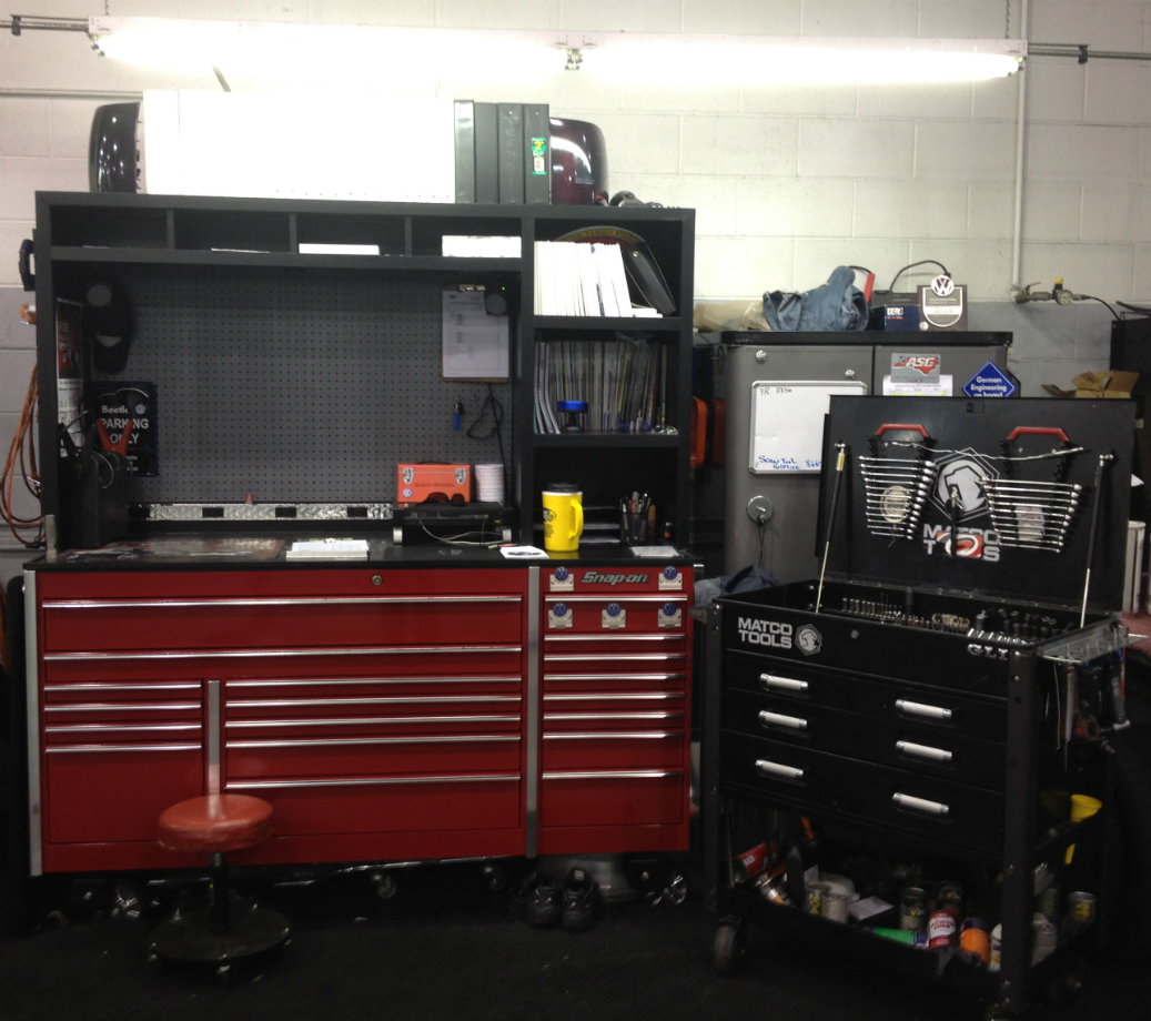 Humble Mechanic Tool Box