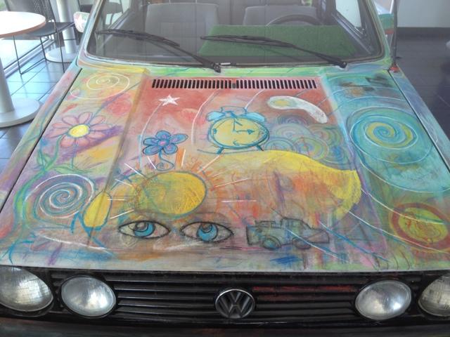 Volkswagen Cabriolet Humble Mechanic
