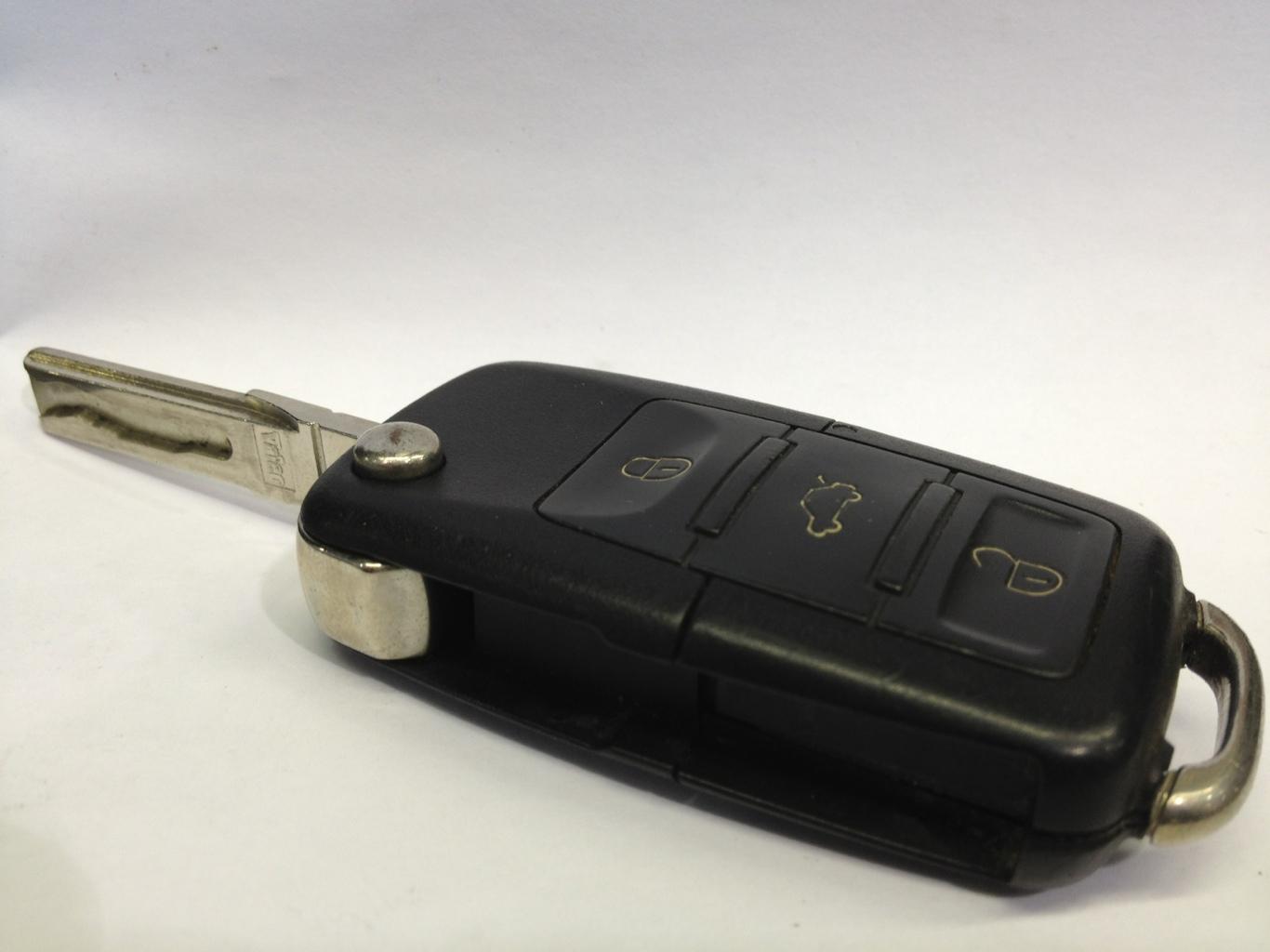 Volkswagen Immobilizer Key