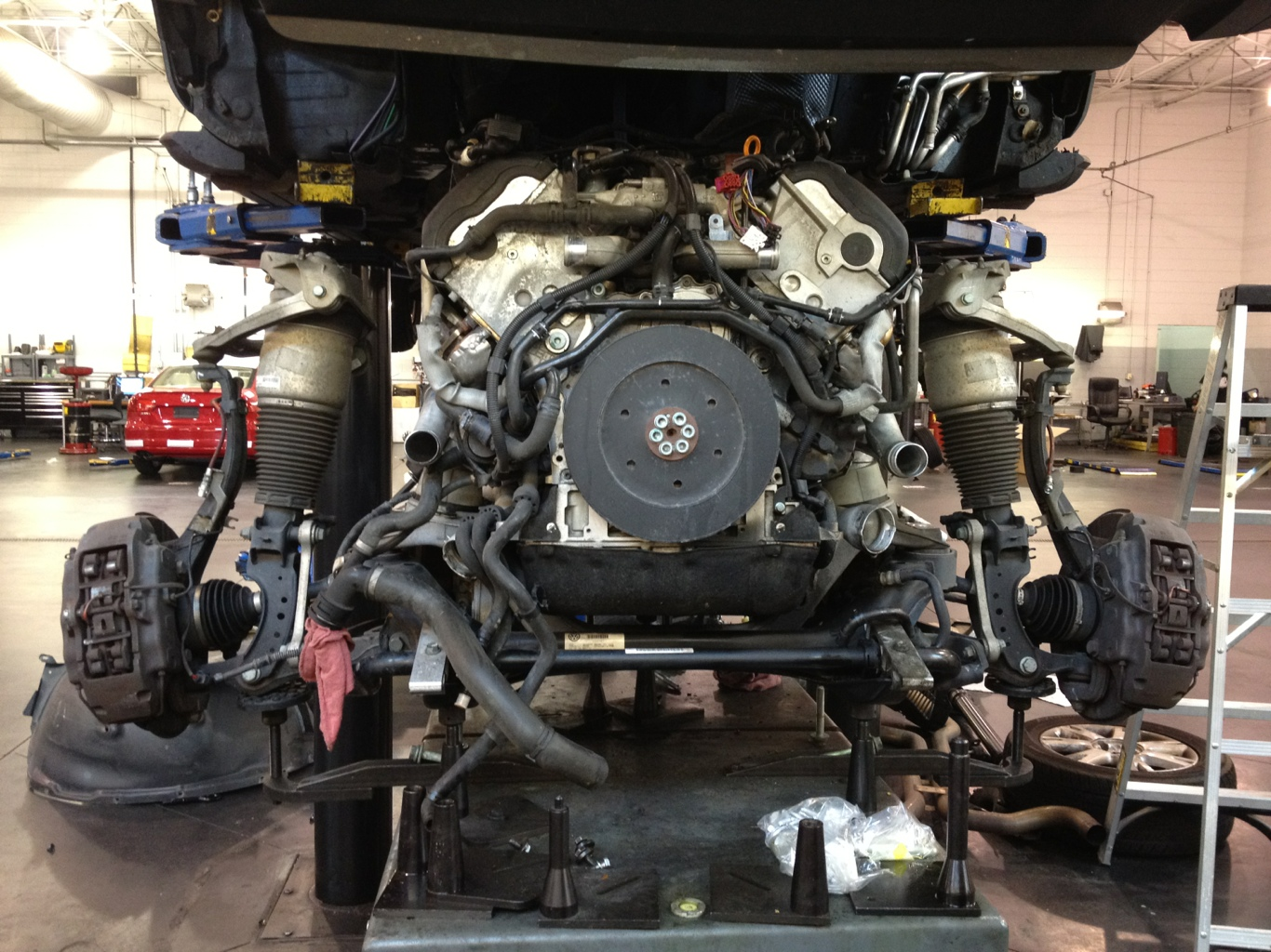 volkswagen tdi v10 touareg humble mechanic