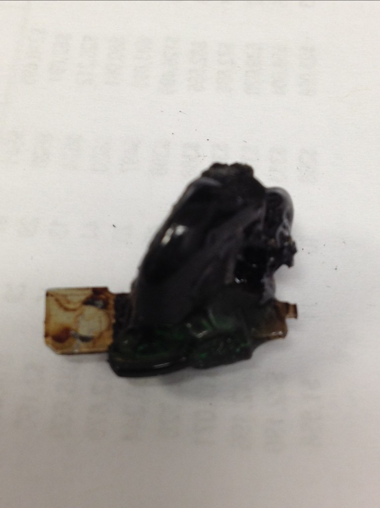 Melted Volkswagen Fuse Auto Mechanic