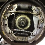Volkswagen Drum Brakes Shop Shots
