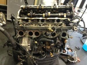 Luv a dub VW engine problem