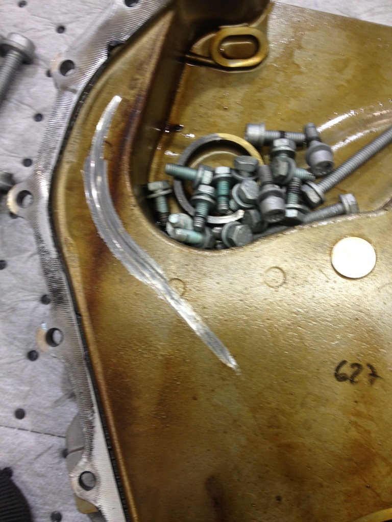 Timing Chain Damage VR6 Volkswagen