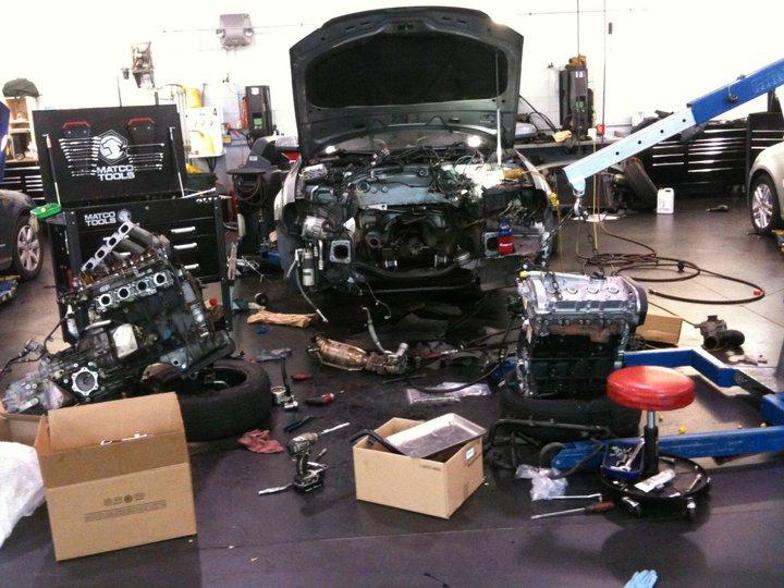 1.8t Passat engine Failure