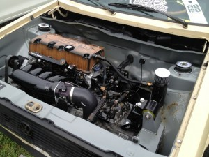 Custom Engine Swap at Southern Worthersee