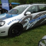 Custom Jetta Sport Wagon at Southern Worthersee