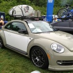 Custom VW Beetle at Southern Worthersee