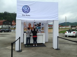 Vw Volkswagen at Southern Worthersee