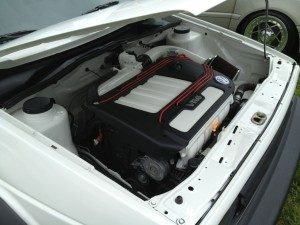 MK2 Vr6 engine swap at Southern Worthersee