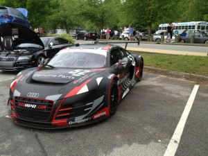 APR Audi Race Car Southern Worthersee