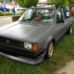 vw Caddy pick up southern Worthersee
