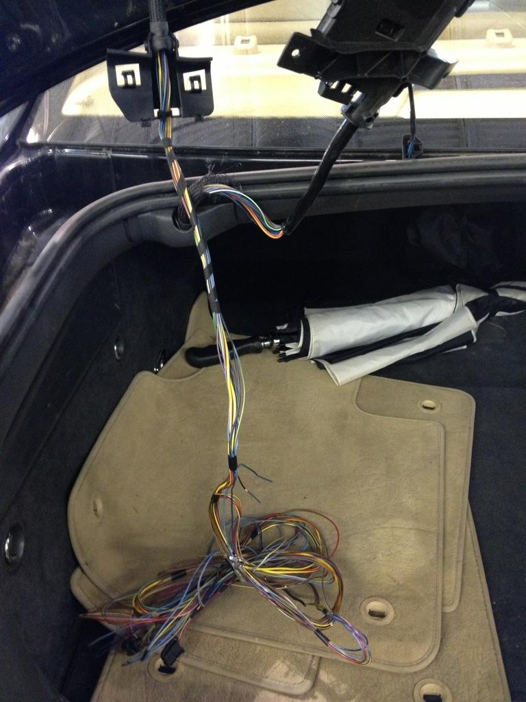 Volkswagen Wiring problems