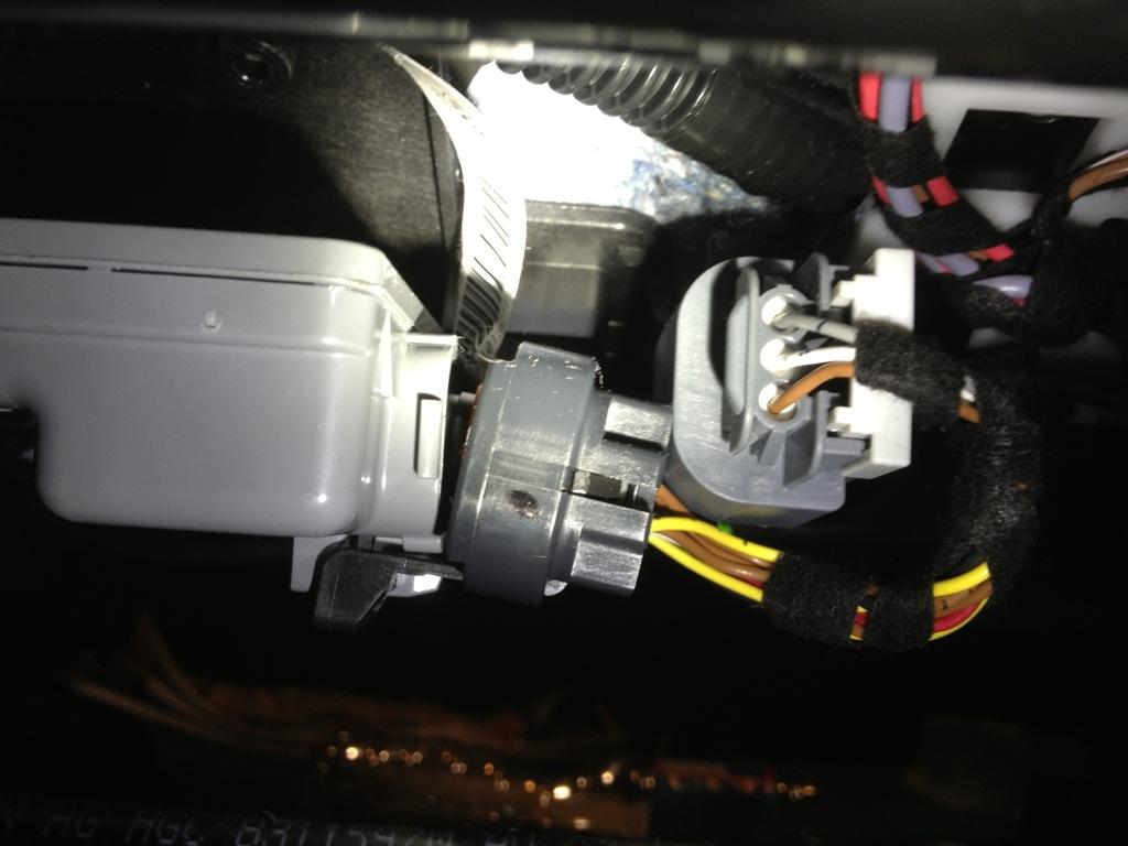Volkswagen Wiring Problem