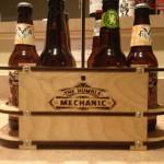 Customer beer holder Growler box