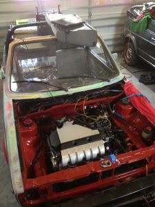 MK1 Vr6 Rabbit Cabriolet