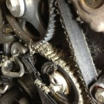 Volkswagen Timing Belt Water Pump Failure
