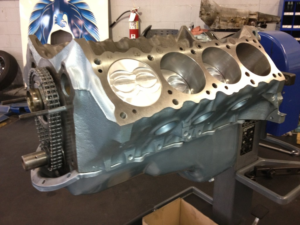 Non VW engine rebuild