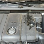 VW oil problem