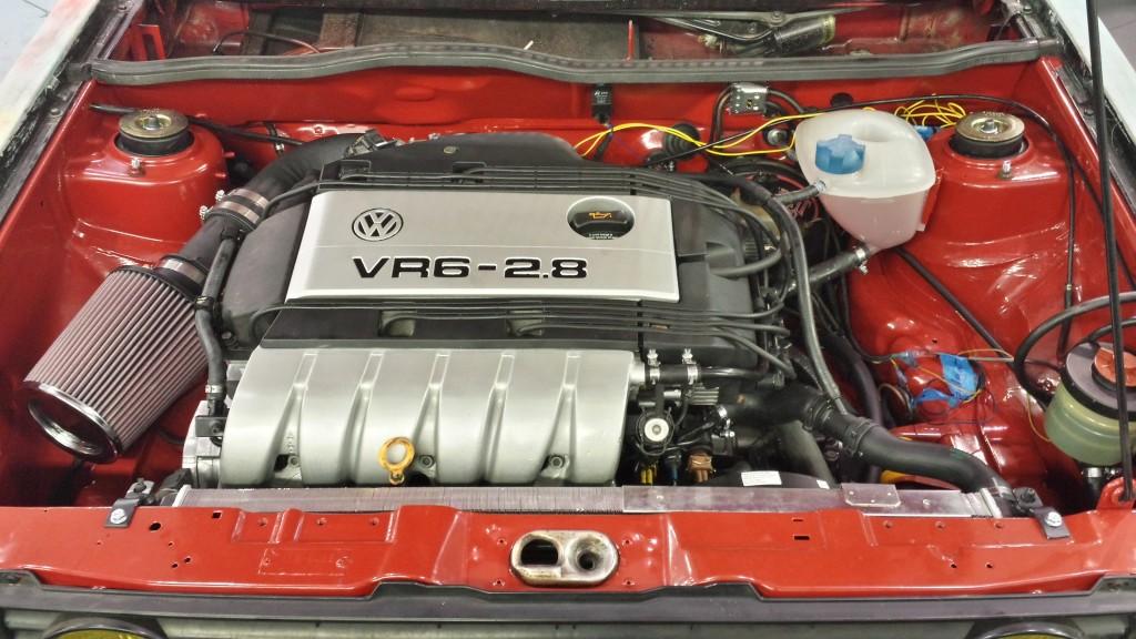 MK1 VR6 Engine swap