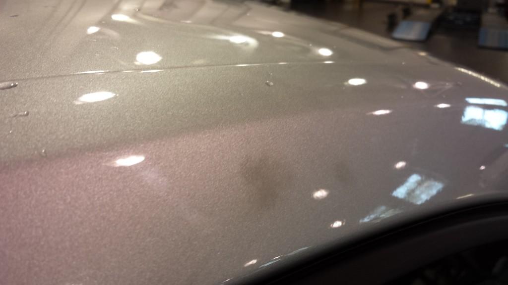 Volkswagen Paint Defects