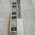 Sort A Tool Wrench Labels