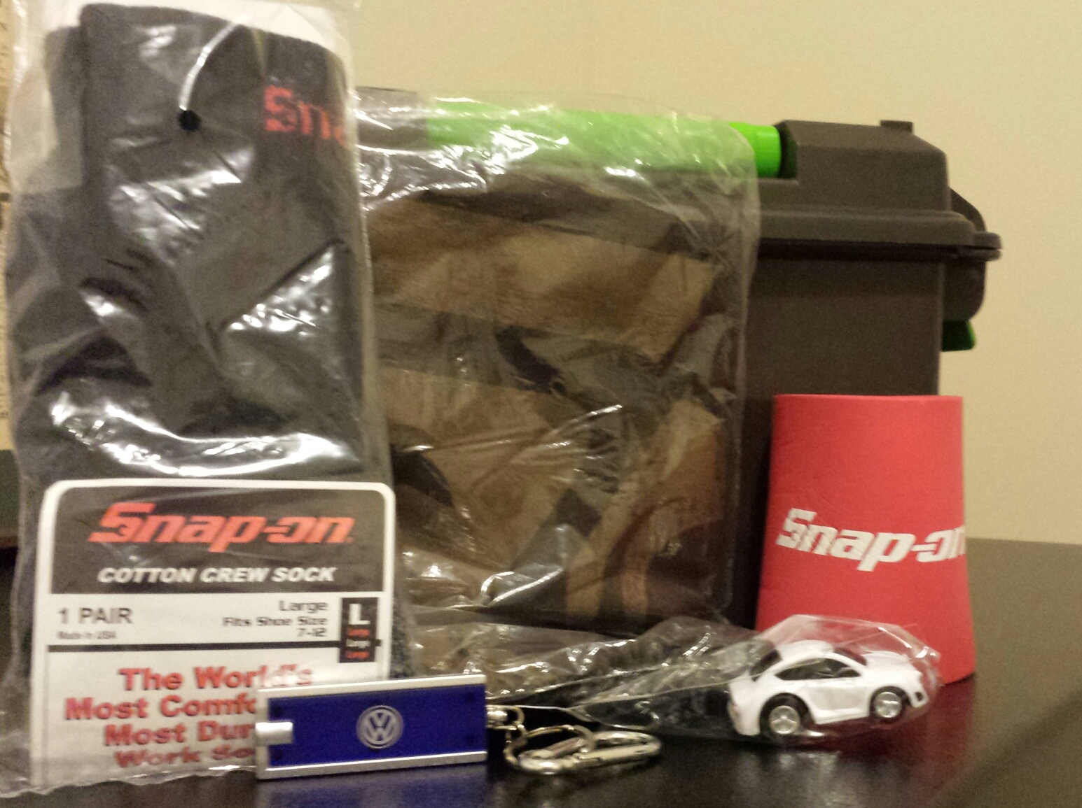 Snap on giveaway