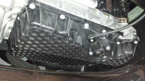 Plastic oil pan MK7 GTI