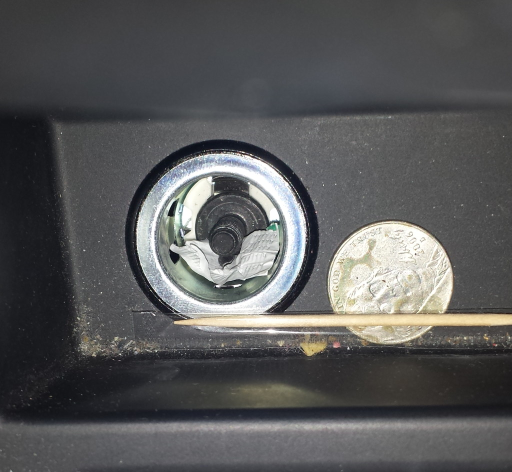 VW cigarette lighter fuse