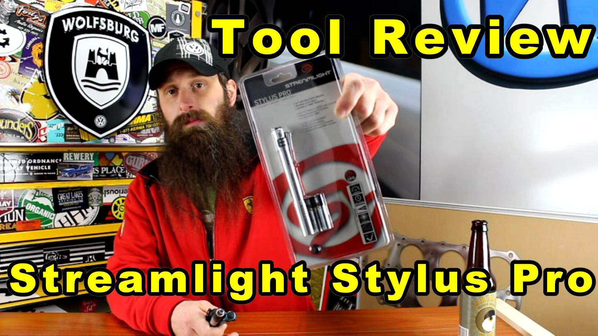 Streamlight Stylus Pro ~ Tool Review