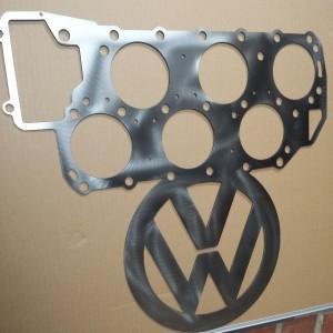 Vr6 VW Logo