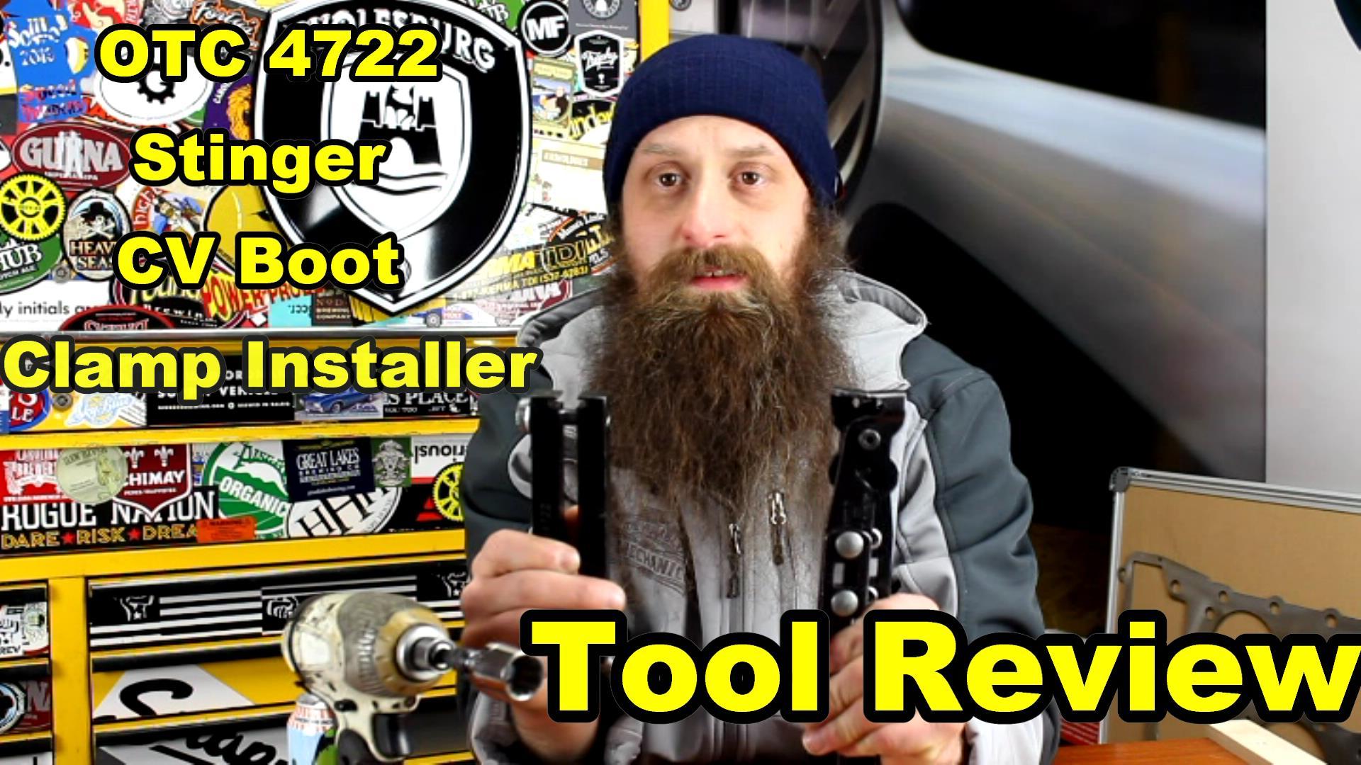 OTC 4722 Tool Review