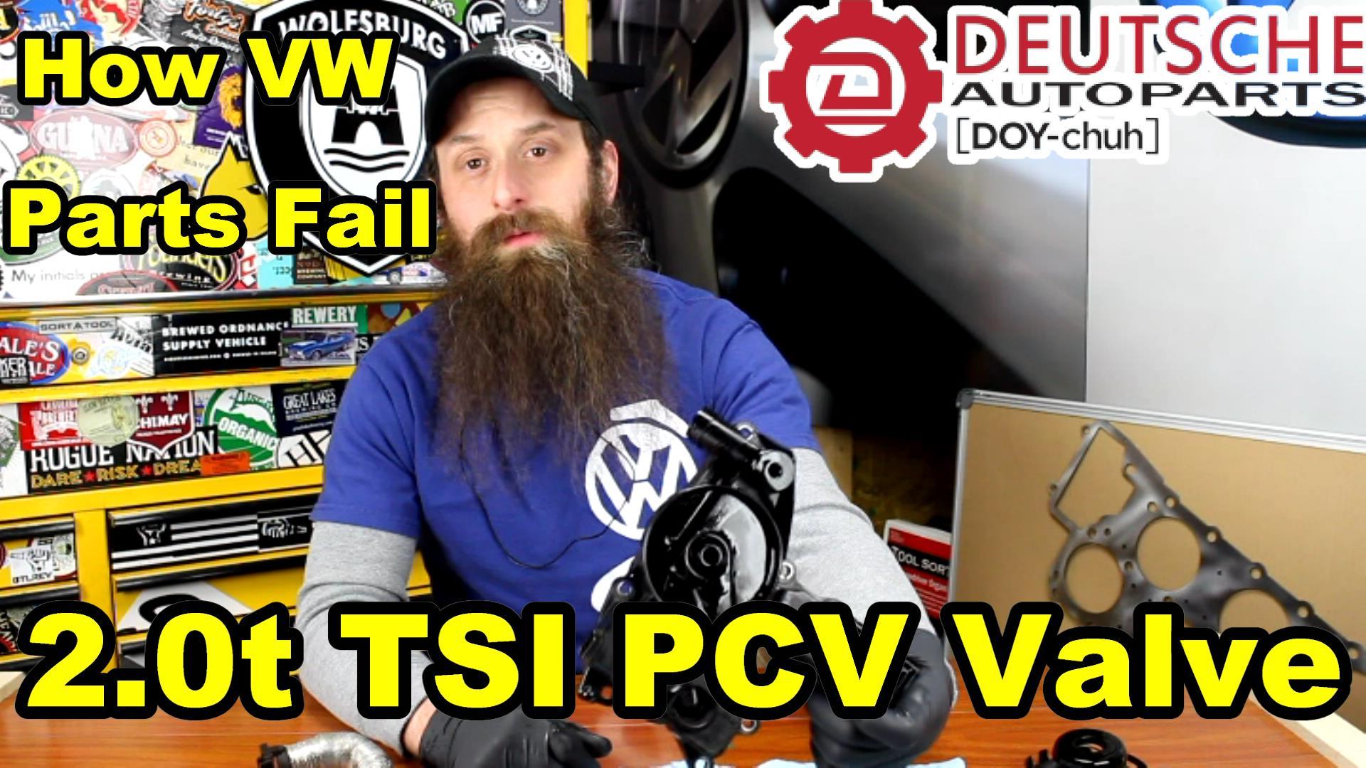 2.0t PCV failure