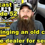 Bringing An Old Car To The Dealership For Service ~ AUDIO Podcast Episode 52