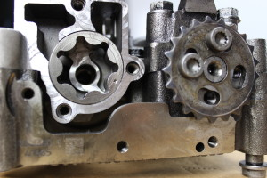 Failed Balance Shaft Module