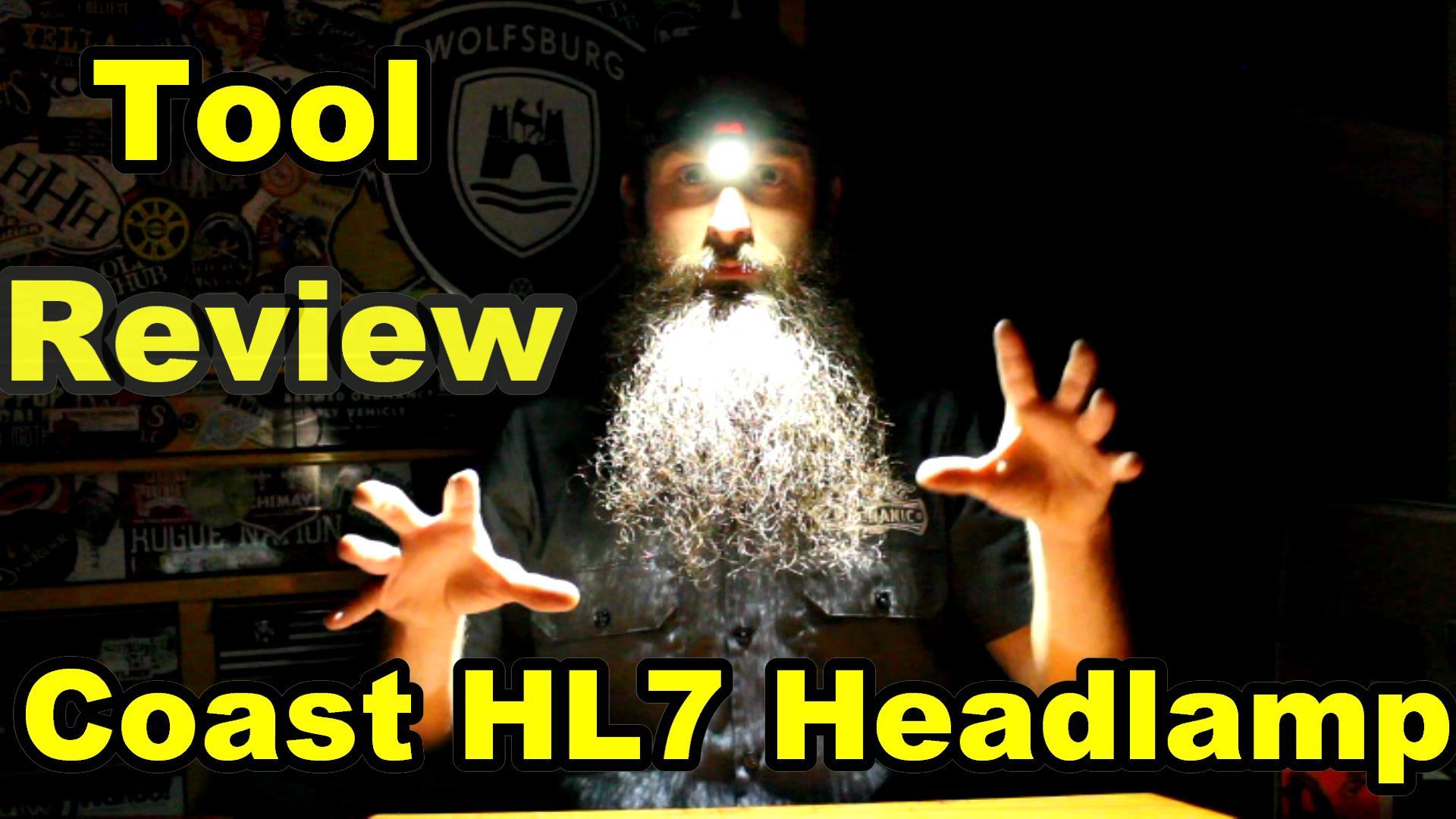 Coast Headlamp Review